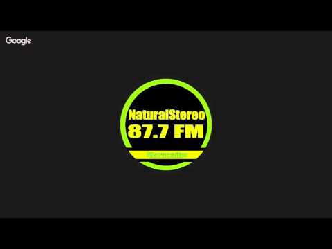 NATURAL STEREO 87.7FM ENLAZADA CON BENDICION RADIO 1380AM DE PANAMA