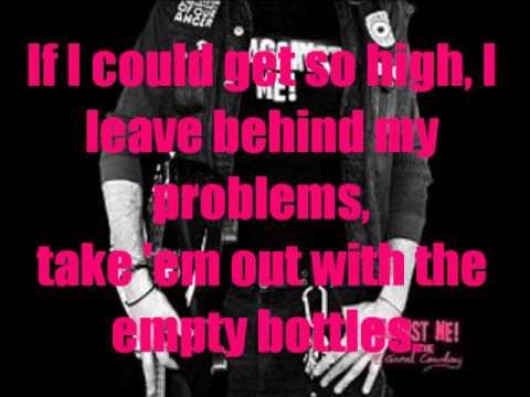 Against Me! Cavalier Eternel (Lyrics on Screen)