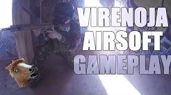 Virenoja Airsoft Gameplay 8.4.2017