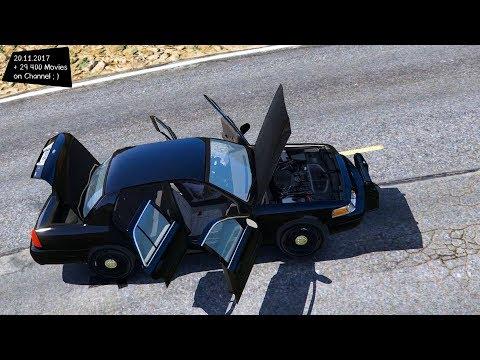 2008 Ford Crown Victoria Police Interceptor 1.0 Grand Theft Auto V , VI - future