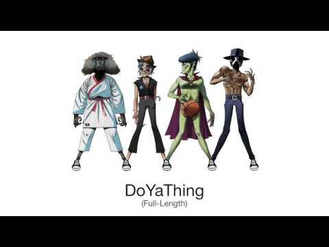 Gorillaz - DoYaThing (Full-Length)