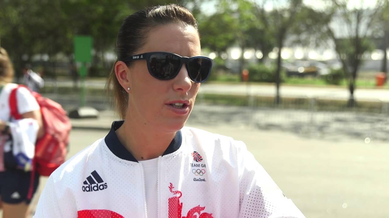 Charlotte dujardin interview on winning gold in dressage for Dujardin interview