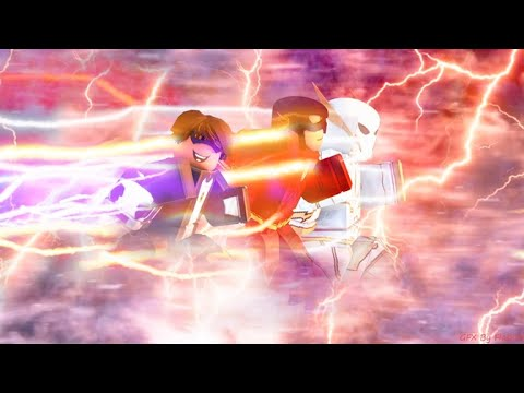 Becoming The Flash!:Roblox The Flash [Beta Version]