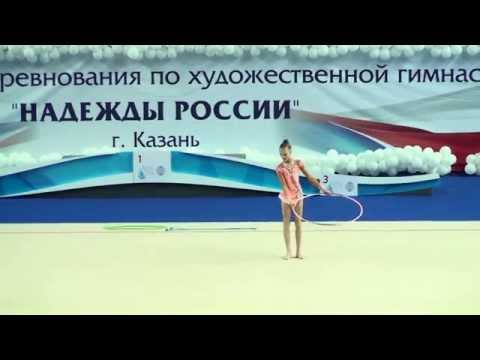 Надежды России, Казань, 01.12.14, Пеленицина Екатерина