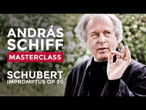 Sir András Schiff Piano Masterclass at the RCM: Martin James Bartlett