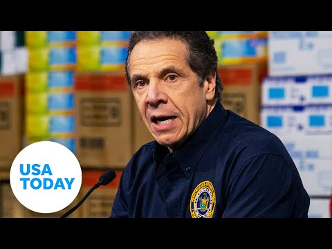 Gov. Andrew Cuomo Holds A Press Conference On Coronavirus | USA TODAY