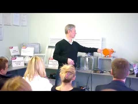 Клапаны противопожарные воздушные (семинар)