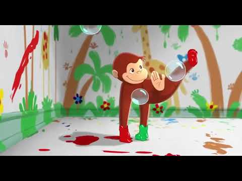 Download Curious George (2006) - Paint Scene