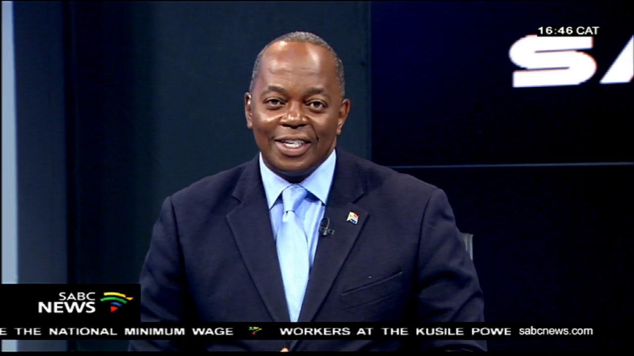 South Africa and Human Rights since democracy: Dewa Mavhinga