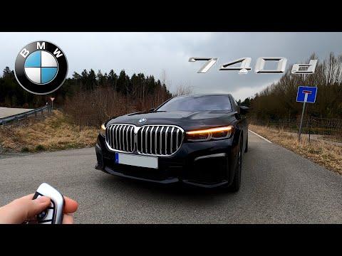 2020 BMW 740d XDrive | TEST DRIVE POV