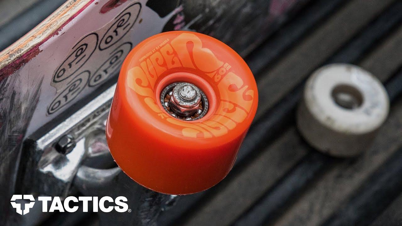 OJ Wheels 55mm Mini Super Juice Orange 78a