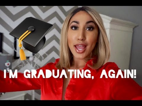 Vlog | Preparing for My BSN Graduation and Wig Drama!