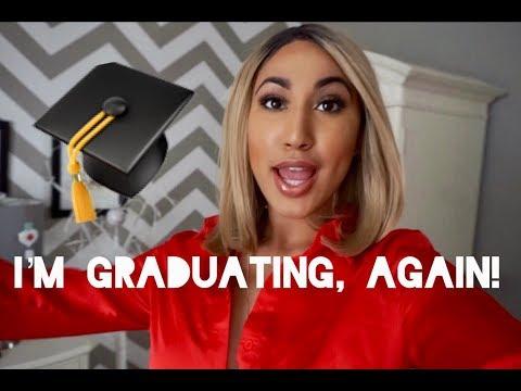 Vlog | Preparing for My BSN Graduation and Wig Drama!