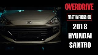 2018 Hyundai Santro | First Look and #AskOD | OVERDRIVE
