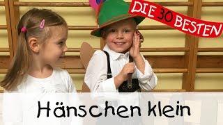 Hänschen klein - Singen, Tanzen und Bewegen || Kinderlieder