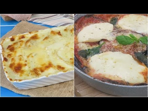 How to make the best parmesan recipes ever