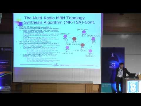 Prof. Izhak Rubin - Mobile Ad Hoc Networking - Technion lecture
