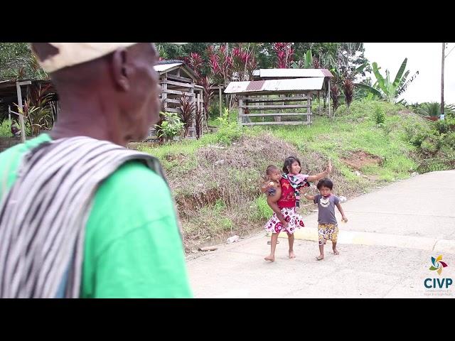 Voces del Pacífico: Bertha Carpio