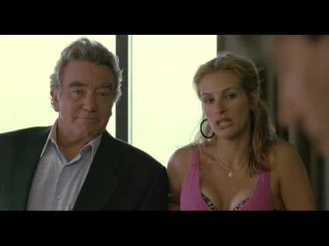 Scene from Erin Brockovich Sexual Favors