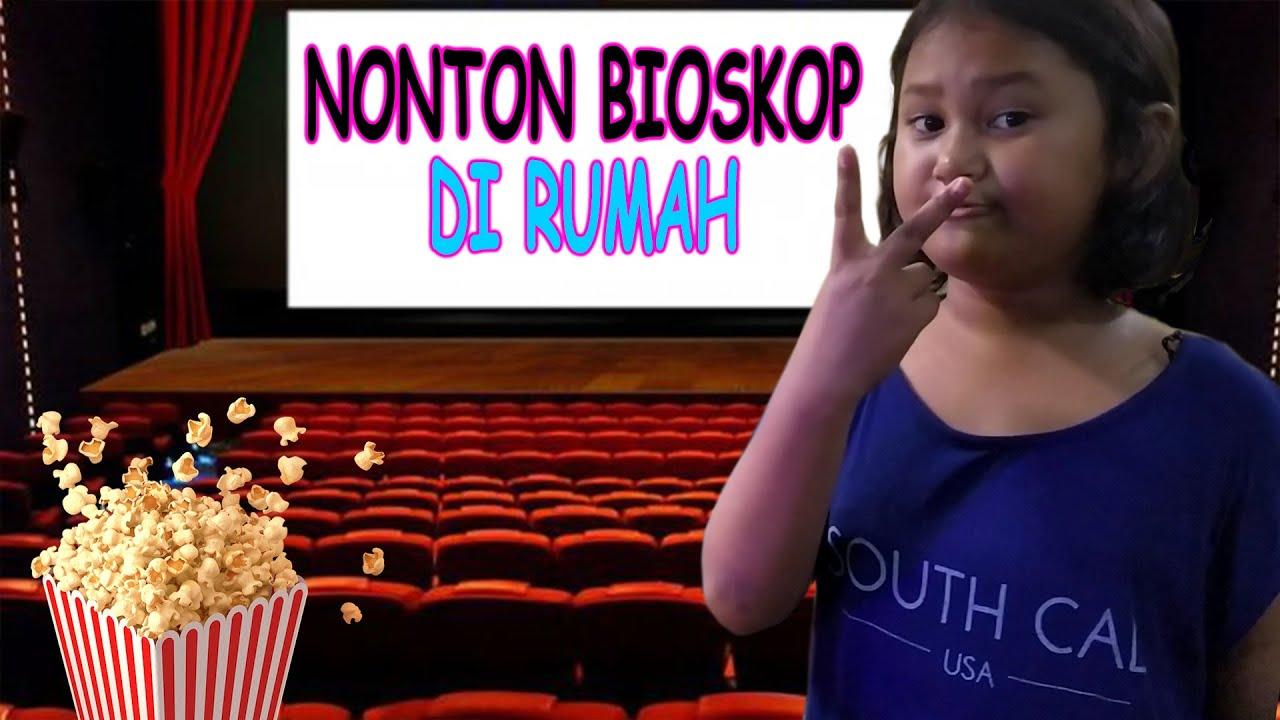 Cara Nonton Film dirumah berasa di Bioskop - YouTube