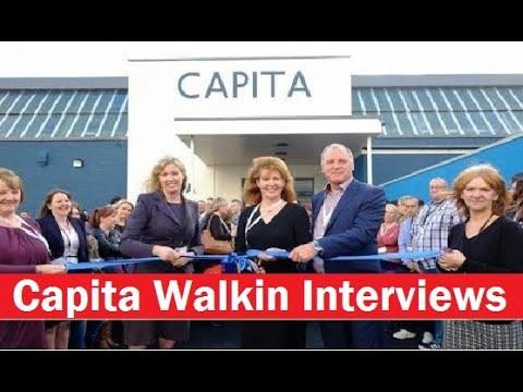 Capita Walkin Interviews   Freshers   Executive Customer Management