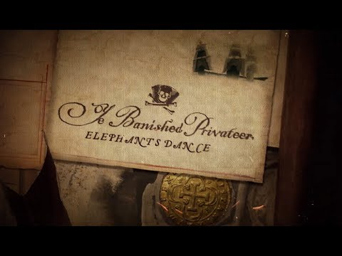 YE BANISHED PRIVATEERS - Elephants' Dance (Official Lyric Video) | Napalm Records