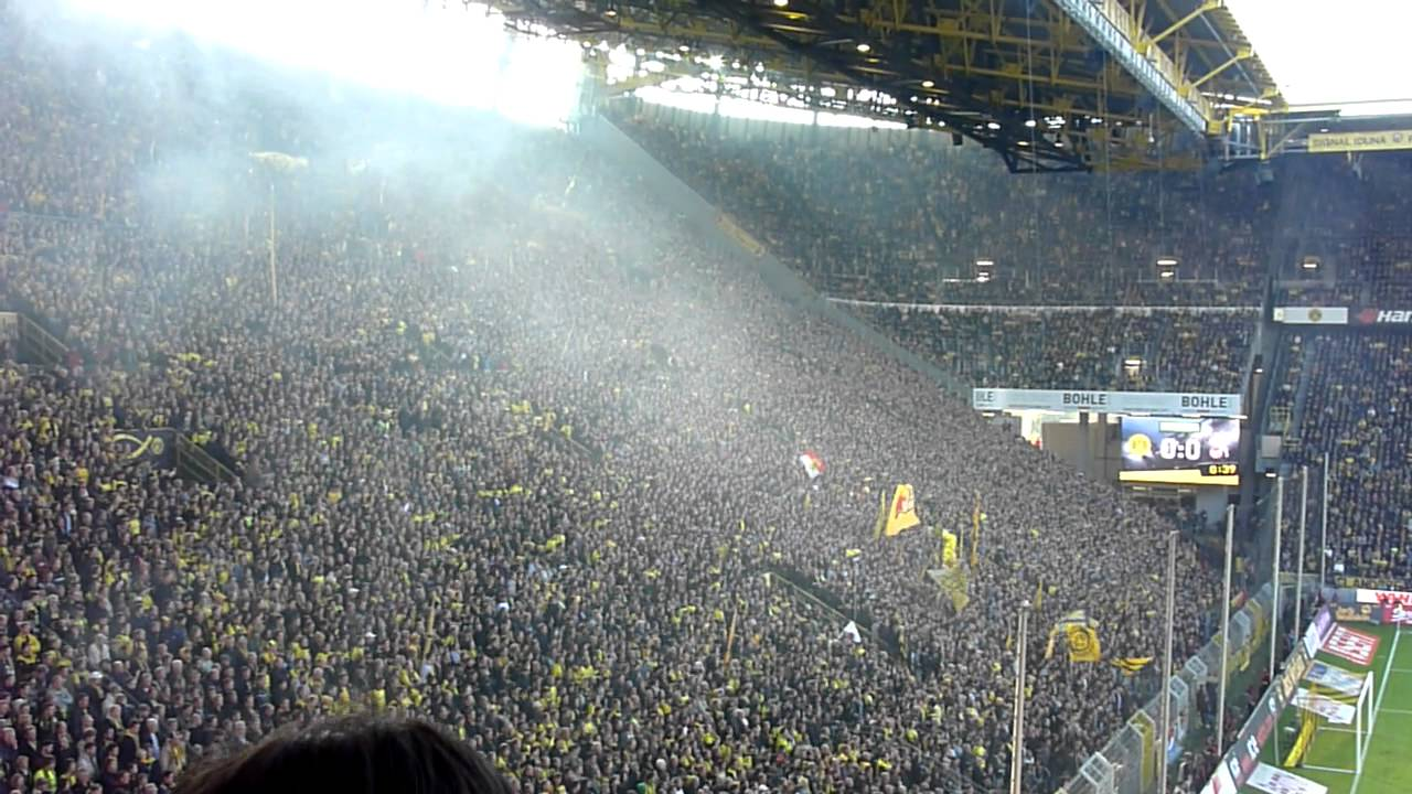 BVB - 1. FC Köln | 10. Spieltag 2011/2012 | Booooorussiiiiiaaaaa