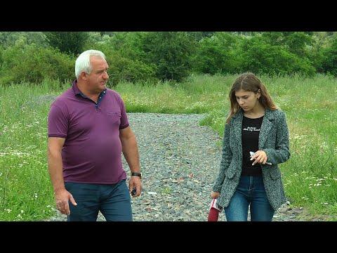 Сторожниця, що на Ужгородщині, очікує будівництва очисної споруди