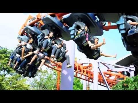 Saim Park City - สวนสยาม-ทะเล-กรุงเทพ ( 05-12-56 )