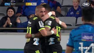 2018 Super Rugby Round 13: Blues vs Hurricanes