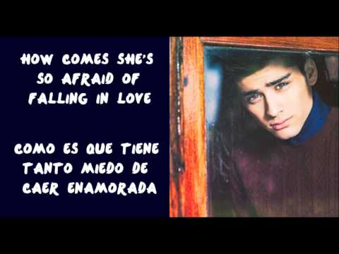 She's Not Afraid - One Direction (Letra en ingles y español)