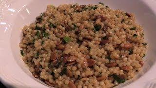 Cilantro And Pepita Couscous Salad
