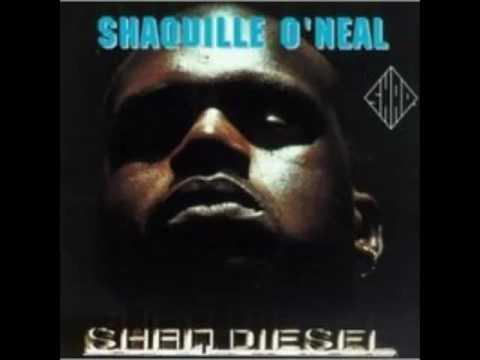 Shaquille O'Neil - Shaq Diesel [1993] Full Album