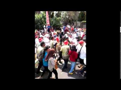 Parade Musik Rakyat 20 Oktober 2014