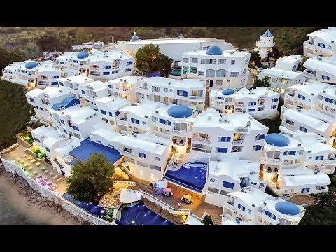 Santorini in Philippines: Vitalis Villas, Santiago, Ilocos Sur