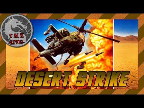TotalMK Live - Desert Strike