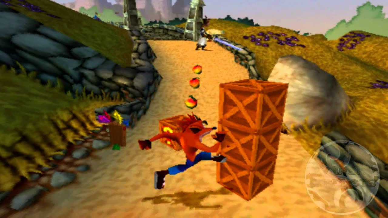 Crash Bandicoot 3 GamePlay ( Primeira Fase ) - YouTube