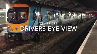 Captioned   Manchester Victoria to Manchester Airport