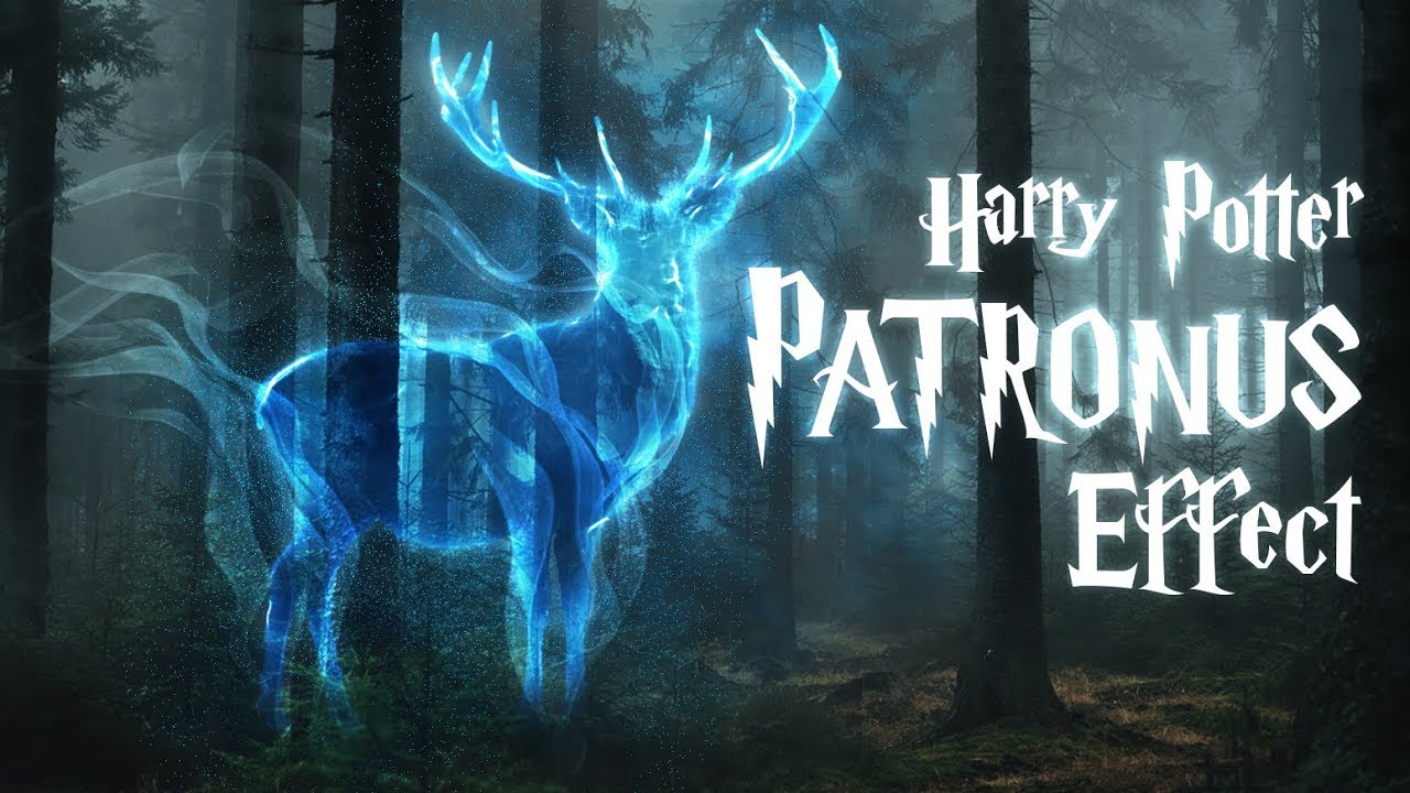 "What Is Your Patronus >> Photoshop: The PATRONUS Effect from Harry Potter! ""Expecto ..."
