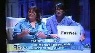 Furries on Tyra Banks