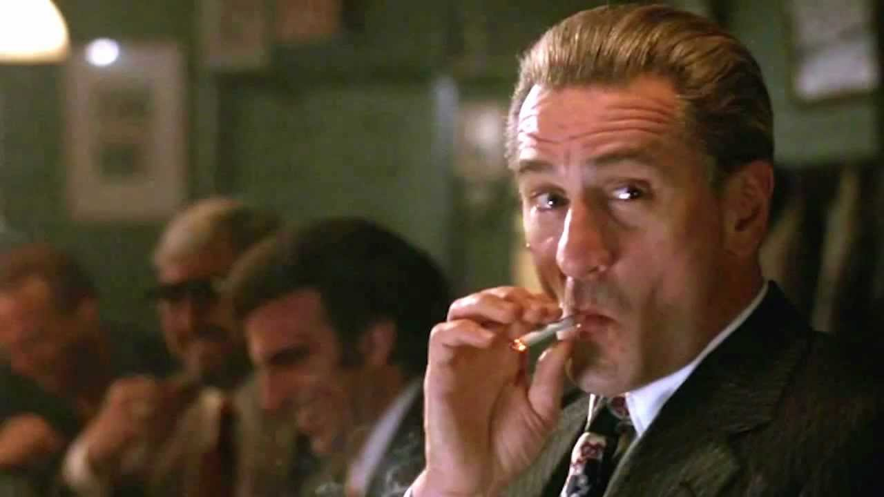Image result for de niro good fellas