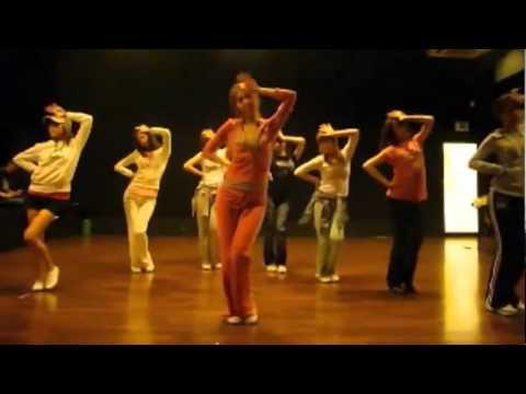 SNSD/Girls' Generation - Chocolate Love mirrored Dance ...