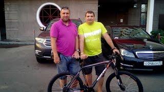 Дмитрий ПОТАПЕНКО - Бизнес с педалями («Norman»)