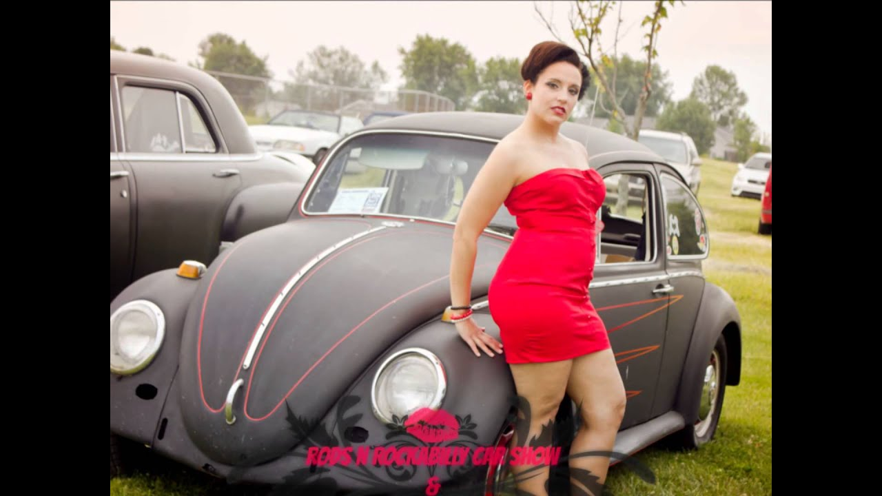 rods n rockabilly car show and pinup girls youtube. Black Bedroom Furniture Sets. Home Design Ideas