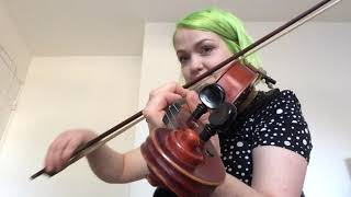 Violin with Amy Bache - Grade 1 scales