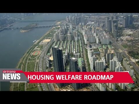 Korean government announces new housing policy