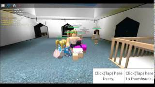 Baby Daycare ( ROBLOX edition )