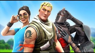 How To Get *Default* Players A Win In Season 10 (Fortnite Battle Royale Random Squads)