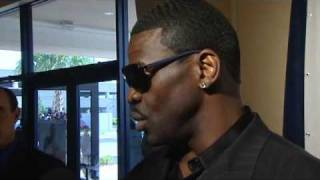 Michael Irvin Talks About Behm Family