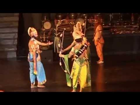 1st Performance: INDIA (Part 1) - INTERNATIONAL RAMAYANA FESTIVAL 2013 by MAM EO